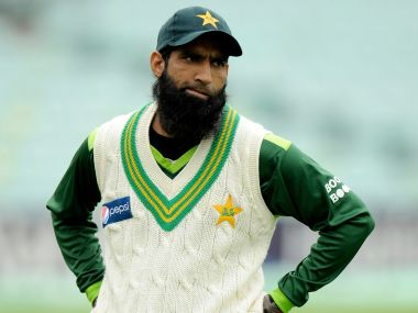 PSL spotfixing Sharjeel Khan did not play the two dot balls on purpose says Mohammad Yousuf