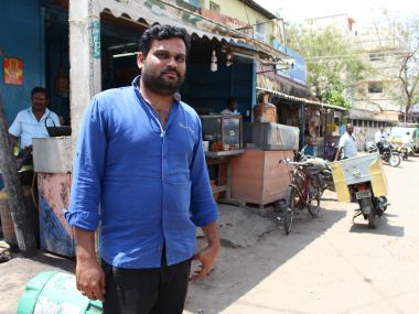 C Manikandan, an IT professional working in Bangalore, says government schools must teach better English and offer Hindi as an option as well