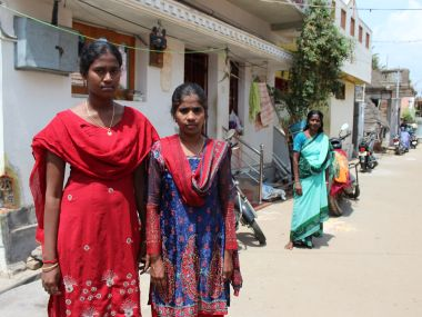 Kanimozhi and Malathy, both first generation graduates, struggle against extreme poverty and hardship to make their degrees count. Firstpost/Sandhya Ravishankar