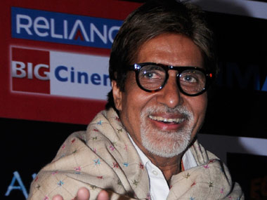 Amitabh Bachchan calls for a tuberculosisfree India admits he is a survivor