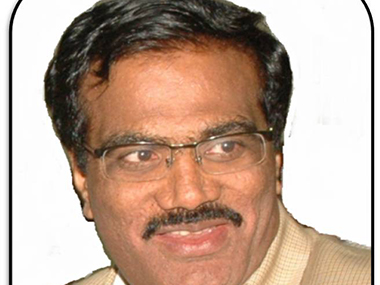 Hyderabad University VC Appa Rao. Image courtesy: uohyd.ac.in