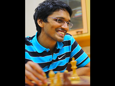 End of 30year reign Harikrishna replaces Anand as new India No 1 one in live FIDE ratings list