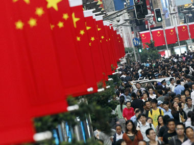 China economy posts weakest growth since 2009 but recovery signs emerge