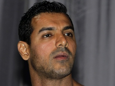 John Abraham. Image from Reuters
