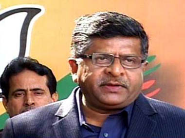 Union Minister Ravi Shankar Prasad made the announcement at a press conference in New Delhi on Thursday