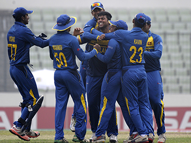 Some decisions by the new selection panel have worked well for beleaguered Sri Lankans. Getty