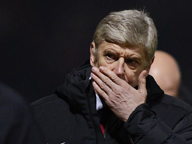 File photo of Arsene Wenger. Reuters