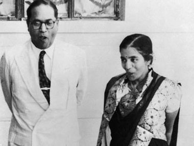 Dr B R Ambedkar. File photo. Getty images