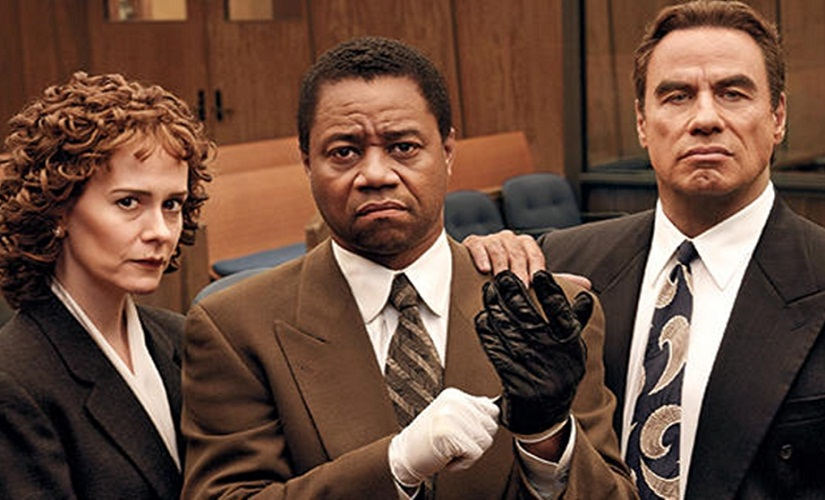 Still from American crime Story: The People v OJ Simpson