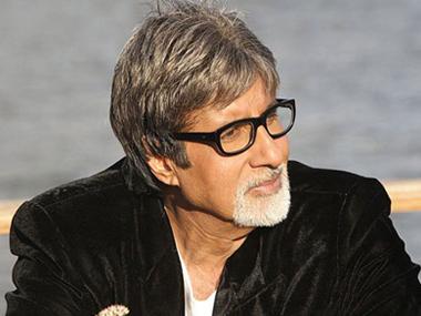 Amitabh Bachchan. Image via IBNLive