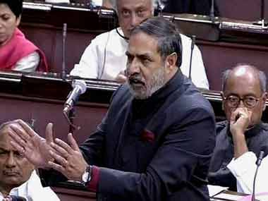 Senior Congress leader Anand Sharma. PTI