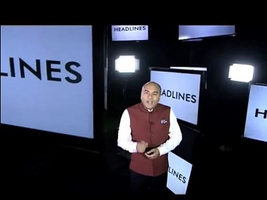 Bhupendra Chaubey introduces the revamped channel.
