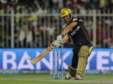 File photo of Chris Lynn. SportzPics