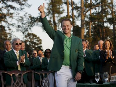 Danny Willett wins Masters after defending champion Jordan Spieths epic meltdown