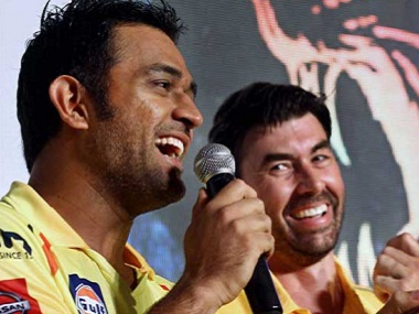 The player-coach combination of Dhoni and Fleming has done well at Chennai Super Kings. IBNLive