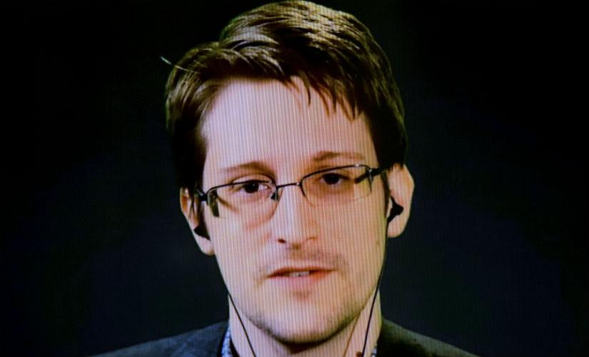 Edward Snowden. Reuters