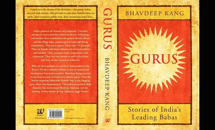 The chapter on Chandraswami is part of a new book, 'Gurus: Stories of India's Leading Babas' by Bhavdeep Kang