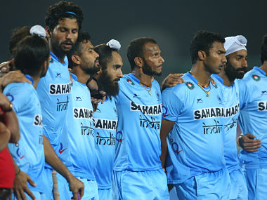 Indian Hockey team. GettyImages