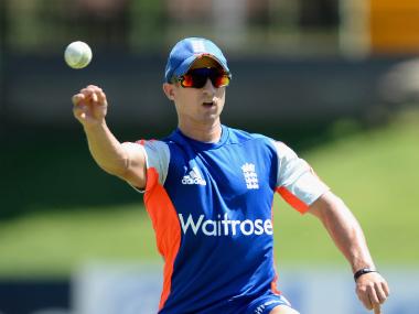 File photo of England batsman James Taylor. Getty Images