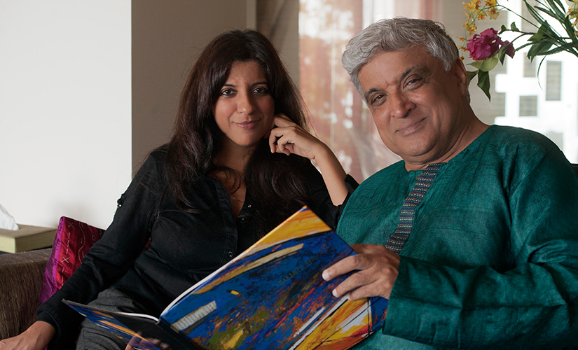 Gully Boy Javed Akhtar praises daughter Zoyas work  She thinks out of the box has a strong sense of objectivity
