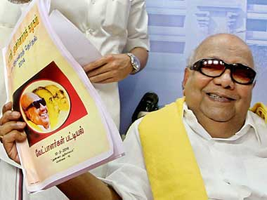 Karunanidhi passes away DMK chief was an artist at evoking sentiment axis on which Tamil Nadu politics revolved