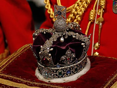 Kohinoor diamond. File photo. Getty images