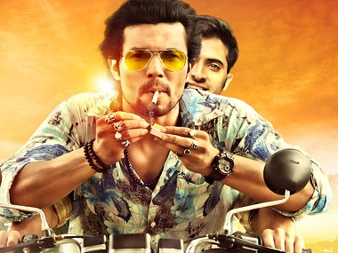 Randeep Hooda and Akshay Oberoi in 'Laal Rang'