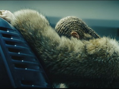 'Lemonade' by Beyonce. Screen grab from YouTube