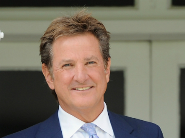File photo of Mark Nicholas. Getty Images