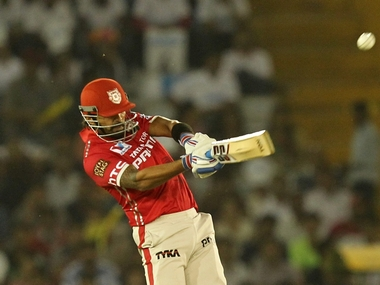 Murali Vijay in action against Gujarat Lions. BCCI