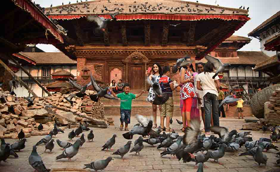 Nepal one year on Life in the aftermath of the countrys worst earthquake