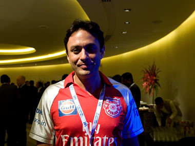 File picture of Ness Wadia. Getty