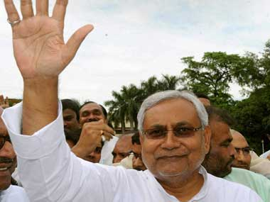 Nitish Kumar a strong alternative in national politics Babulal Marandi
