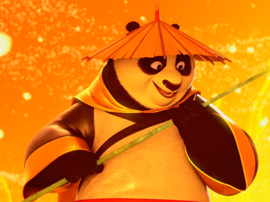 Kung Fu Panda 3 review Po and The Furious Five are back in this hilarious visuallyrich sequel