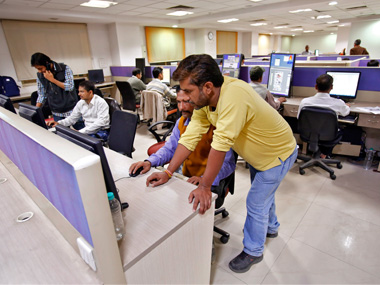 In India, more than 280 million more people will be eligible to enter the job market by 2050. Picture for representation purpose. Reuters.