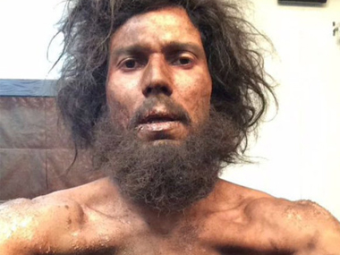 Randeep Hooda in character for 'Sarbjit'