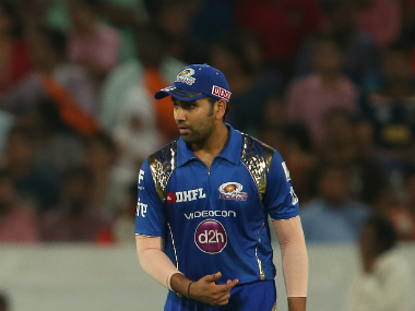 Mumbai Indians skipper Rohit Sharma will hope for a turnaround in his batting form as well as his team's fortunes. Sportzpics