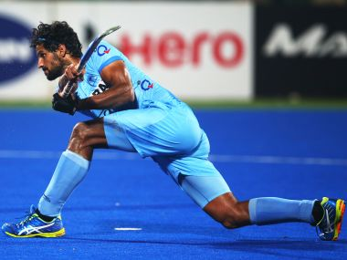 India's Rupinder Pal. GettyImages