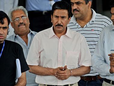 Former Pakistan captain Salim Malik. AFP