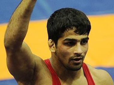 Road to Rio Indian Navy wrestler Sandeep Tomar grapples to bring pride to India