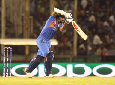 Shikhar Dhawan may not be consistent but he is an impact player. India needed him at Wankhede. Solaris Images