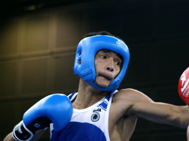 Tokyo Olympics 2020 Shiva Thapa six other Indians enter semifinals of test event for boxing
