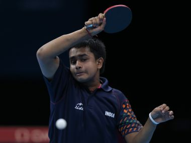 Table tennis star Soumyajit Ghosh accused of rape by 18yearold likely to miss bus to Commonwealth Games