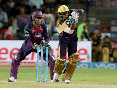 Suryakumar Yadav's half-century proved to be a match-winning innings for KKR. BCCI