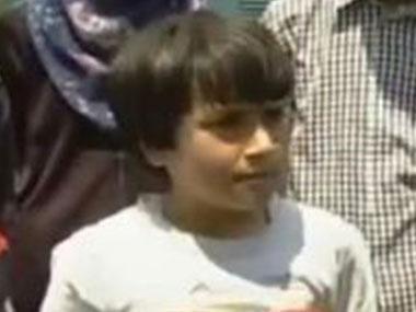 File picture of Tajamul Islam. Youtube Screenshot