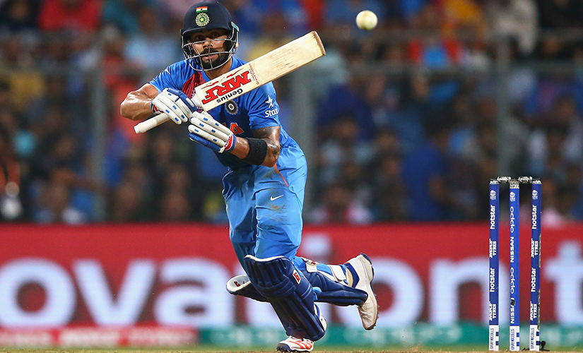 Virat Kohli. Getty Images