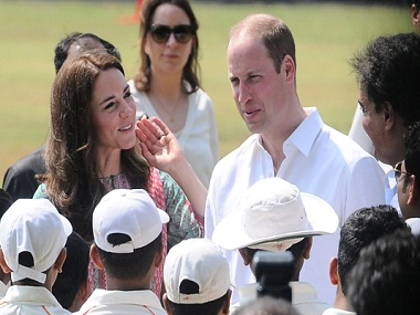 Prince William lauds Indian innovations and tech Royal couples visit update