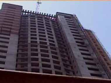 The Adarsh building . Image courtesy: CNN-News18