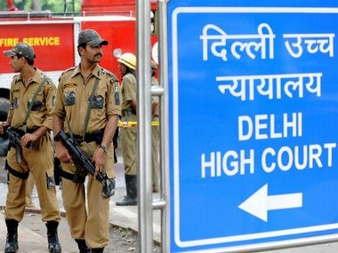 Delhi High Court. File photo. AFP