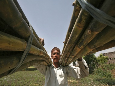 Maharashtra's addiction with sugarcane goes back a long way. Representational image. Reuters.